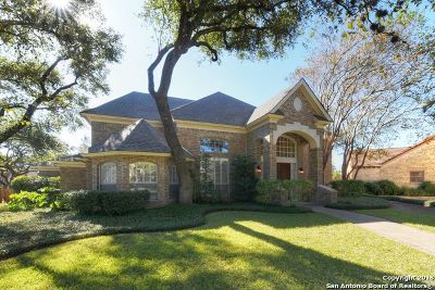 San Antonio Single Family Home Back on Market: 202 Bluffcove