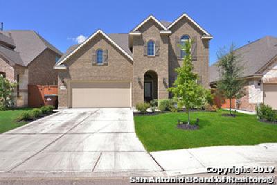 San Antonio TX Single Family Home Price Change: $292,500