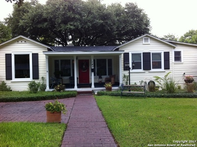 Alamo Heights Rental For Rent: 147 Claywell Dr