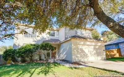 Schertz Single Family Home New: 3420 Biltmore Mnr