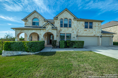 Helotes Single Family Home New: 13019 Walking Horse