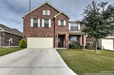 Boerne Single Family Home Price Change: 27458 Camino Tower