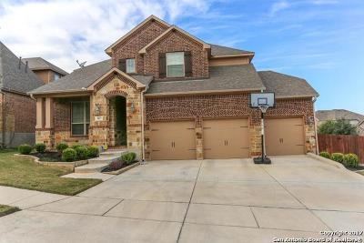 San Antonio Single Family Home New: 3815 Valencia Pt