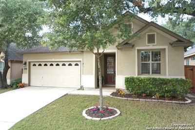 San Antonio Single Family Home New: 3631 Oaklyn Pass