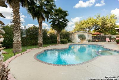 San Antonio Single Family Home New: 5807 Spring Vly