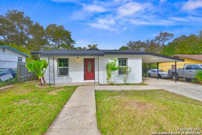 Single Family Home New: 319 E Hart Ave