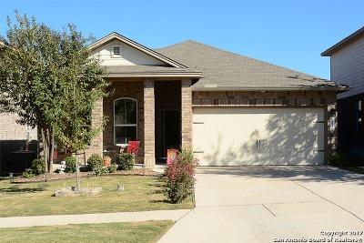 San Antonio Single Family Home New: 6326 Black Bear
