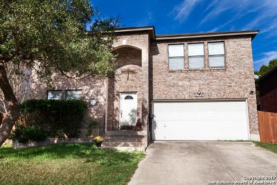 San Antonio Single Family Home For Sale: 9119 Windward Trce