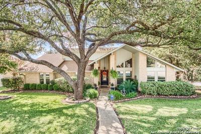 San Antonio Single Family Home New: 13214 Park Manor St