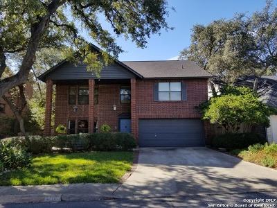 San Antonio Single Family Home New: 3406 Driftwood Pass Dr