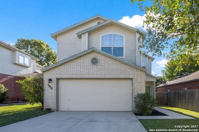 San Antonio Single Family Home New: 1322 Dezarae