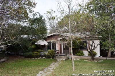 Bulverde Single Family Home For Sale: 1535 Freshwater Dr