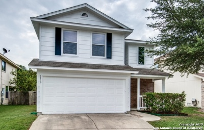 San Antonio Single Family Home New: 6410 Ruffled Grouse