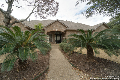 San Antonio Single Family Home For Sale: 4006 Heights View Dr