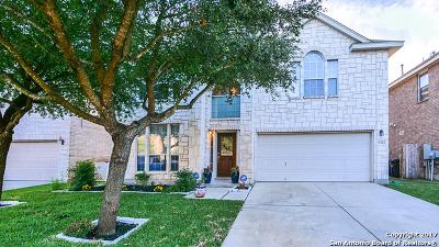 San Antonio Single Family Home New: 9322 Wind Dancer