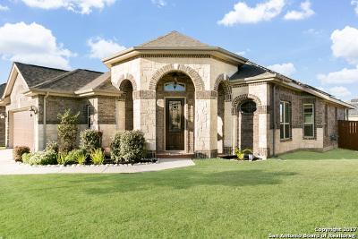 San Antonio Single Family Home New: 14715 Rifleman Rd