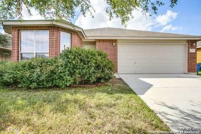 San Antonio Single Family Home New: 12111 No Bogie Cv