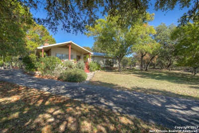 Spring Branch Single Family Home New: 211 Rosewood Dr