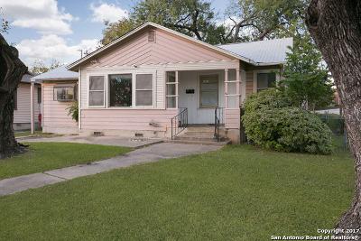 San Antonio Single Family Home New: 3 Cromwell Dr