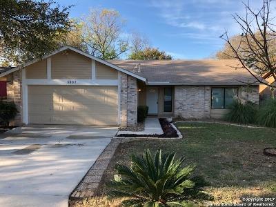 San Antonio TX Single Family Home New: $168,900