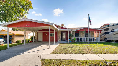 San Antonio TX Single Family Home New: $158,000