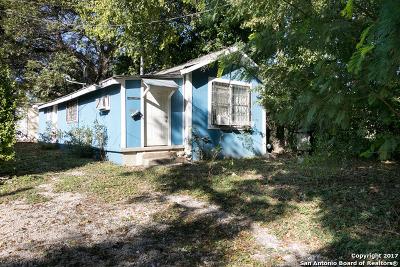 San Antonio TX Single Family Home New: $35,000