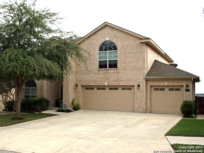 Bexar County Single Family Home For Sale: 12510 Panola Way