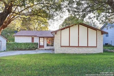Live Oak Single Family Home For Sale: 11125 Lone Shadow Trl