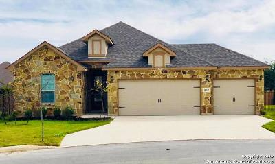 Fair Oaks Ranch Single Family Home Price Change: 30072 Cibolo Mdw