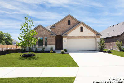 Boerne Single Family Home Price Change: 148 Destiny Drive