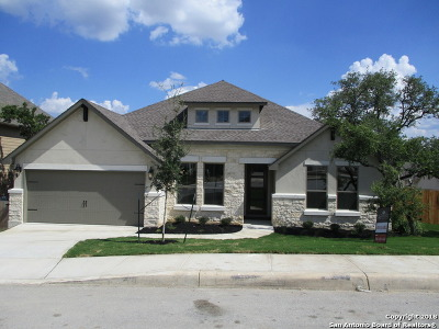 Boerne Single Family Home For Sale: 8626 Gelvani Vina