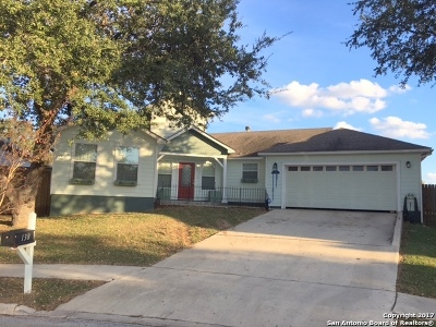 Universal City Single Family Home Price Change: 138 Silver Ter
