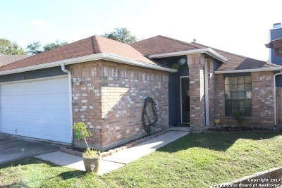 San Antonio Single Family Home Back on Market: 3506 Brandon Yates