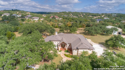 New Braunfels Single Family Home For Sale: 471 Shady Holw