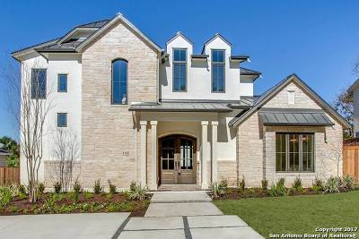 Bexar County Single Family Home For Sale: 135 Canterbury Hill St