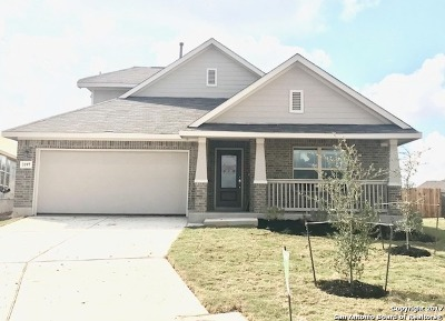 New Braunfels Single Family Home Price Change: 3197 Falconhead
