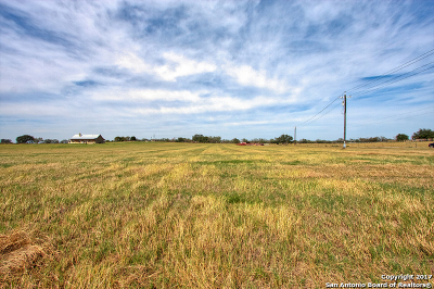Wilson County Residential Lots & Land Price Change: 994 County Road 347