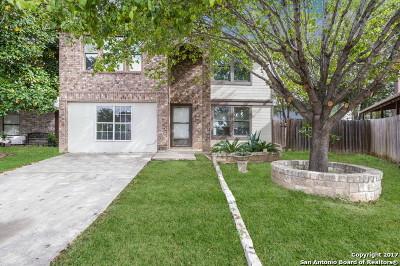 San Antonio Single Family Home For Sale: 2906 Dixon Plain Dr