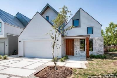San Antonio Single Family Home For Sale: 631 Simple Way