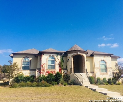 Helotes Single Family Home For Sale: 10406 Springcroft Ct