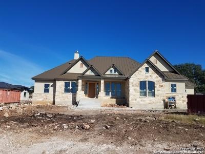 New Braunfels Single Family Home Price Change: 5914 Keller Rdg