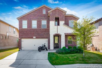 San Antonio Single Family Home Price Change: 6022 Venado Trce