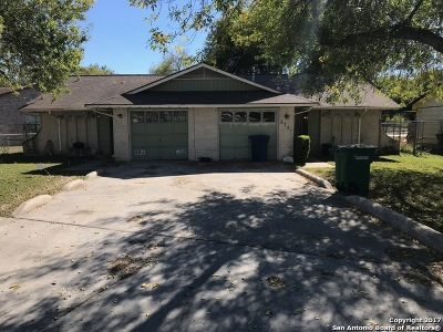 Bexar County Multi Family Home For Sale: 5726 Alnwick St