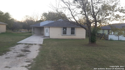 Bexar County, Comal County, Guadalupe County Single Family Home For Sale: 351 Old San Antonio Road