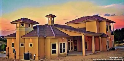 New Braunfels Single Family Home For Sale: 5762 Keller Rdg