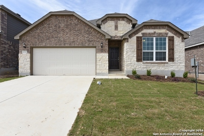 Boerne TX Single Family Home Price Change: $299,990
