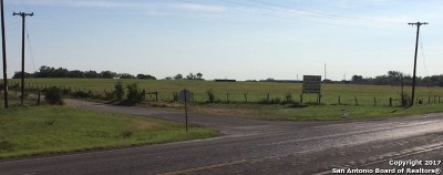 Wilson County Residential Lots & Land For Sale: 17568 W U. S. Highway 87