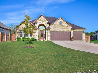 New Braunfels Single Family Home Active RFR: 856 Boomerang Ct