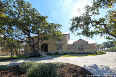 Garden Ridge Single Family Home For Sale: 8510 Tuscan Hills Dr