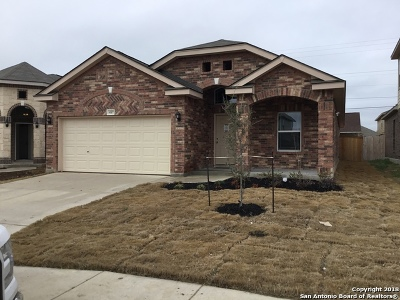 Helotes Single Family Home For Sale: 9507 Bricewood Post